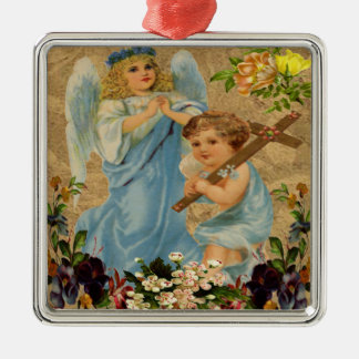 Angel Children Ornament