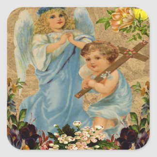 Angel Children Stickers