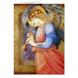 Angel Christmas Cards Fine Art Burne-Jones