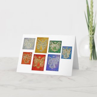 Angel Color Series Card