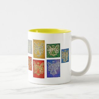 Angel Color Series Mug