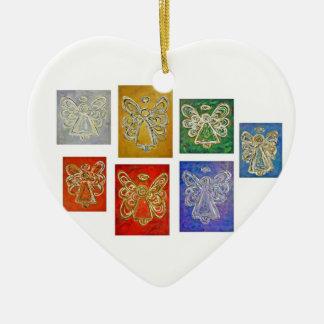 Angel Color Series Ornament