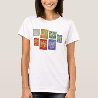 Angel Color Series T-shirt (Front)