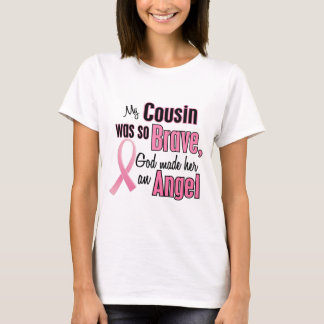 Angel COUSIN Breast Cancer T-Shirts & Gifts