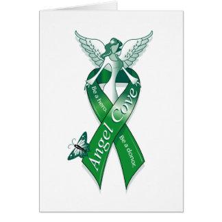 Angel Cove Logo Greeting Card