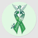 Angel Cove Logo Sticker