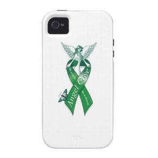 Angel Cove Transplant Awareness iPhone 4 Cases