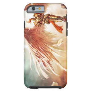 Angel covering tough iPhone 6 case