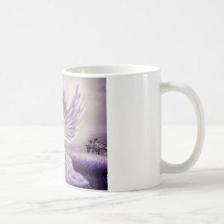 angel crying.jpg classic white coffee mug