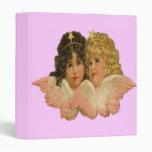 Angel customizable binder