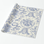 "Angel Damask_Vintage Art Wrapping Paper<br><div class=""desc"">Angel Damask_Vintage Art_Wrapping Paper</div>"