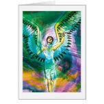 Angel Dance 3 Greeting Cards