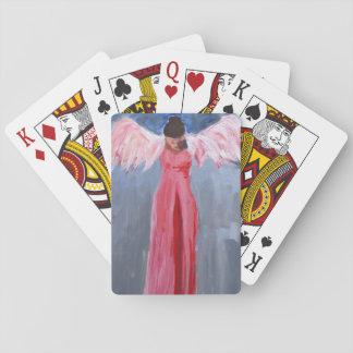 ANGEL DANCER'S POKER CARDS
