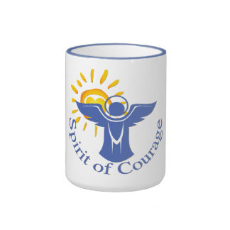 Angel Daughters of Support Mugs