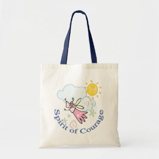 Angel Daughters of Support Tote Bag
