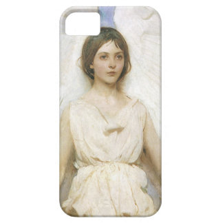 Ángel de Abbott Thayer, bella arte del Victorian iPhone 5 Case-Mate Carcasas
