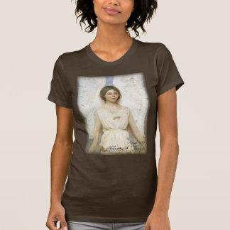 Ángel de Abbott Thayer, bella arte del Victorian Camiseta