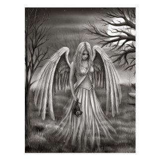 Ángel de almas tarjeta postal