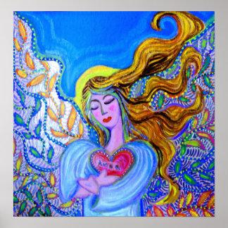 Angel de Amor Impresiones