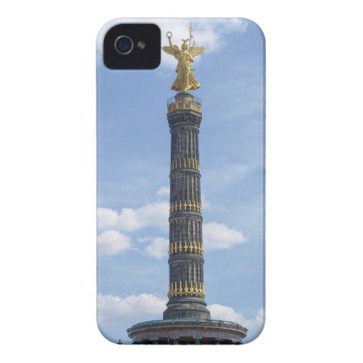 Ángel de Berlín Funda Para iPhone 4 De Case-Mate