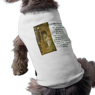 Angel de Dios dog shirt