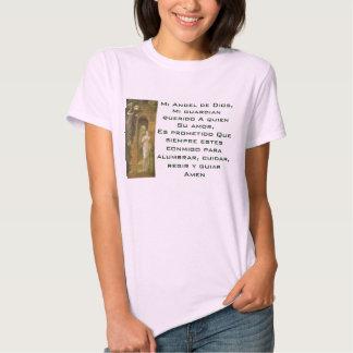 Angel de Dios womens shirt