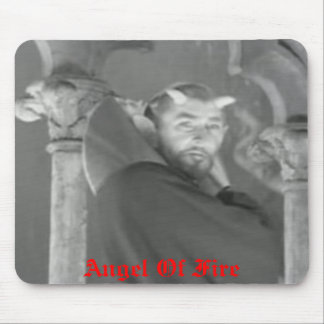 Ángel de Fire3, ángel del fuego Alfombrillas De Raton