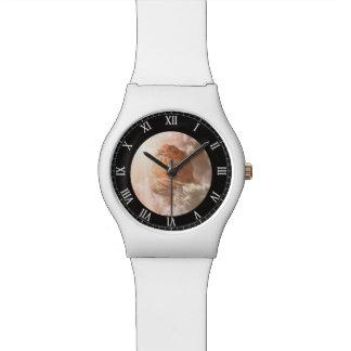 Ángel de guarda de la fe reloj de mano