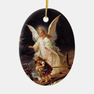 Ángel de guarda ornamento de reyes magos