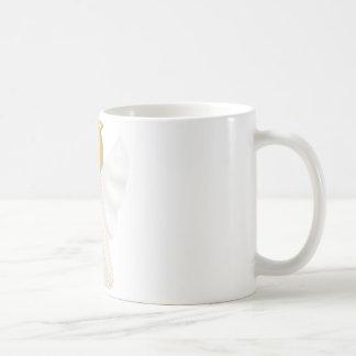 Ángel de guarda taza