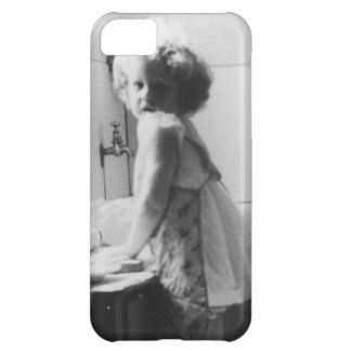 Ángel de la casa funda para iPhone 5C
