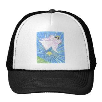 Ángel de la estrella gorras