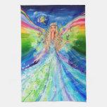Ángel de la paz toallas