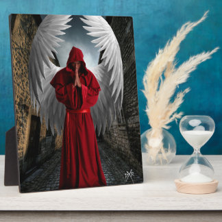 Ángel de la placa de la misericordia