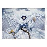 Ángel de la tarjeta de la misericordia