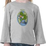 Ángel de la tierra - va el verde camiseta