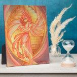 Ángel de la vida placas para mostrar