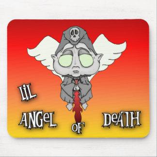 Ángel de Lil de la muerte Tapetes De Raton