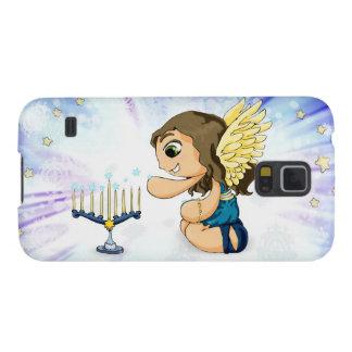 Ángel de Menorah Funda Galaxy S5