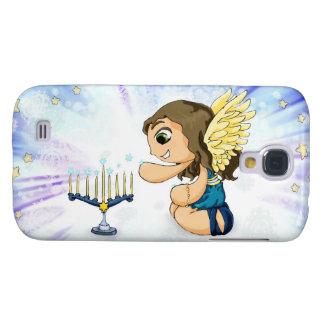 Ángel de Menorah Funda Para Galaxy S4