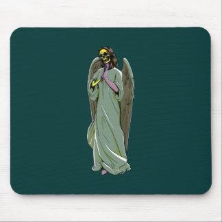 Ángel de muerte angel death mouse pad