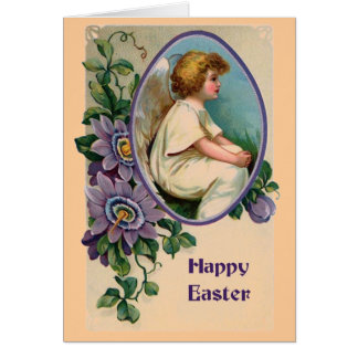 Ángel de Pascua - tarjeta