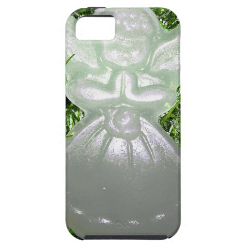 Ángel de rogación del navidad iPhone 5 carcasa