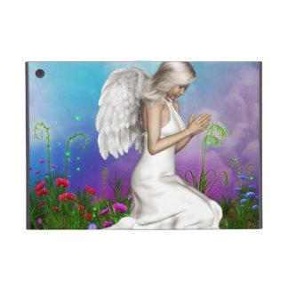 Ángel de rogación iPad mini protectores