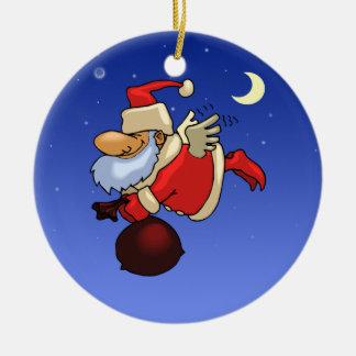 Ángel de Santa Ornamente De Reyes