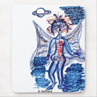 Ángel de Venus Alfombrillas De Ratón