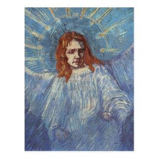 Ángel de Vincent van Gogh Tarjetas Postales