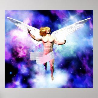 Ángel del arco impresiones