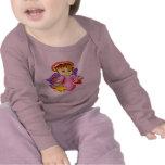 Ángel del bebé camisetas