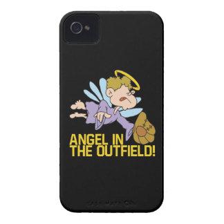 Ángel del campo abierto Case-Mate iPhone 4 cárcasas